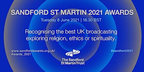 Sandford St Martin 2021 Awards entradas