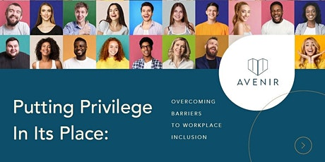 Overcoming Barriers to Workplace Inclusion tickets