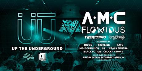 Up The Underground tickets