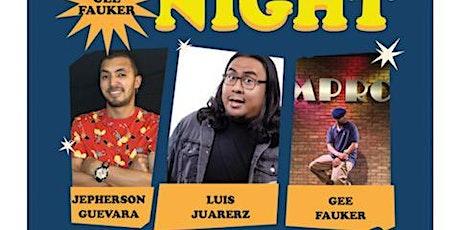El Comedia Espectaculo Night tickets