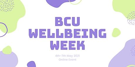 BCU Wellbeing Week - The Power of Positivity with Birmingham Mind tickets