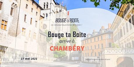 Lancement de Bouge ta Boite à Chambéry billets