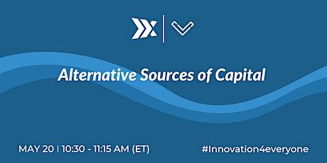 Workshop: Alternative Sources of Capital biglietti