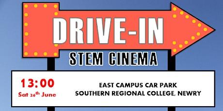 Sentinus Drive Through STEM Cinema 13:00 Southern Regional College, Newry tickets