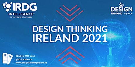 Design Thinking Ireland 2021 tickets