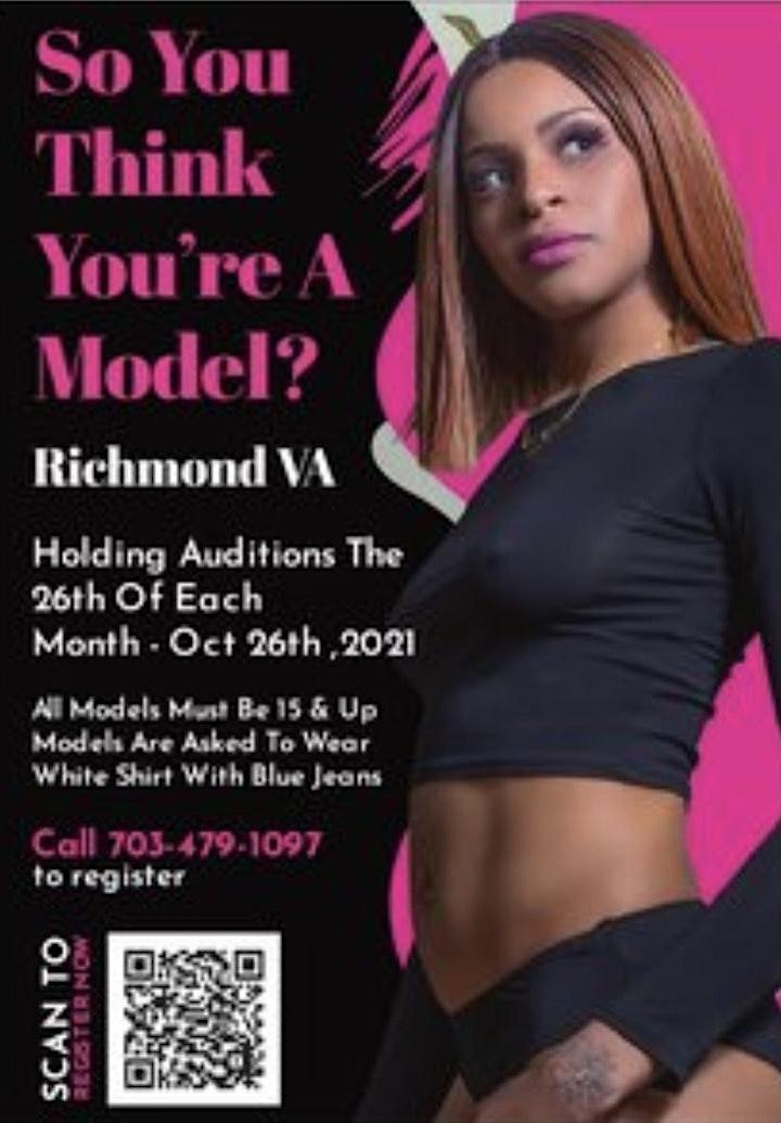 Model Call!!! image