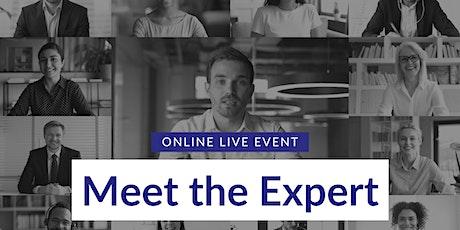 Meet the Expert: Colin Griffiths tickets