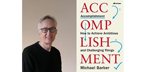 Sir Michael Barber in conversation with Professor Lisa Roberts tickets