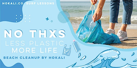 HOKALI Beach Cleanup Day, Pacifica Lindamar, Bay Area tickets
