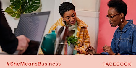 She Means Business: Growing your business internationally tickets