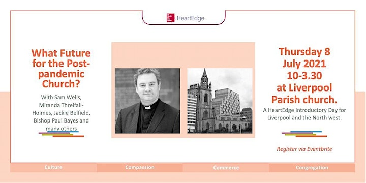What Future for Post-Pandemic Church? A HeartEdge Introductory day image