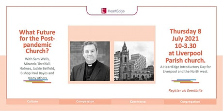 What Future for Post-Pandemic Church? A HeartEdge Introductory day tickets