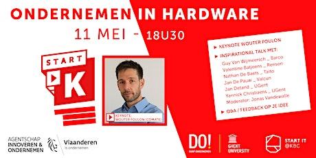 Ondernemen in Hardware tickets