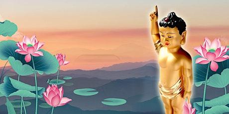 2565 Bathing Buddha Ceremony tickets