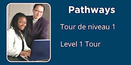 10 Minute Mentor - Tour Pathways / Tour du niveau 1 de Pathways tickets