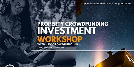 Property Crowdfunding Investor Masterclass tickets