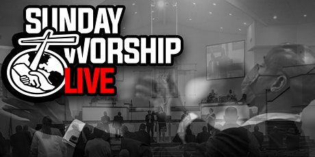 SUNDAY WORSHIP LIVE ENCOUNTER (IN-PERSON ATTENDANCE) @9:30am tickets
