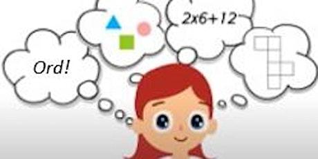 Onlinedemo CAT4 - testar kognitiva förmågor biljetter