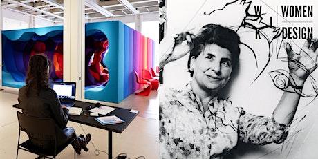 Wiki Women Design x Design Museum Gent x Flanders DC tickets