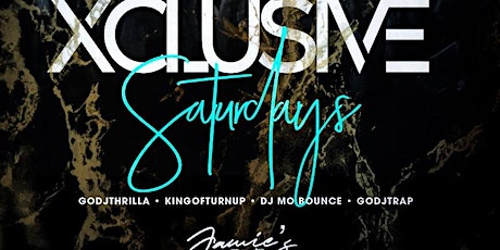 XclusiveSaturdays At Jamie's Rhythm tickets