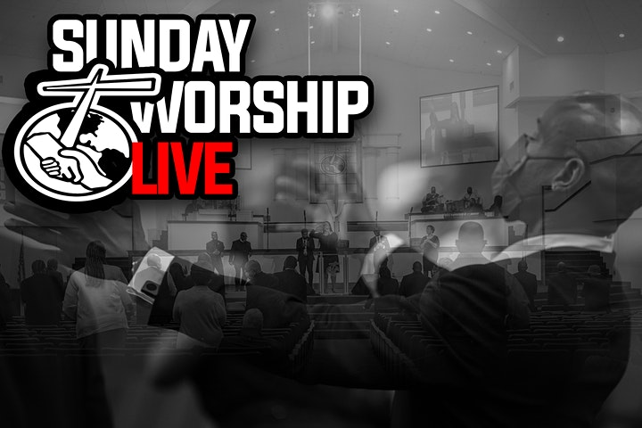 SUNDAY WORSHIP LIVE ENCOUNTER (IN-PERSON ATTENDANCE) @9:30am image