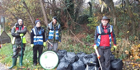 Friends of the Don Valley Way - Dalton Brook Vegetation Clearance tickets