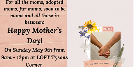 Happy Mother's Day! tickets