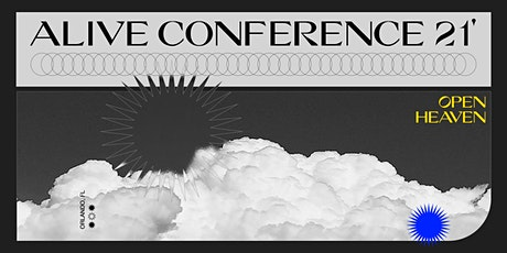 Alive Conference 21' tickets