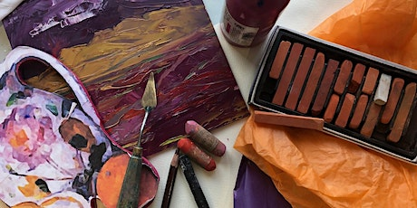 Mixed Media Workshop with Sally Morrison tickets