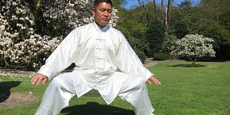 29-31 May: Da Bei Qi Gong Intensive Workshop Online Zoom tickets
