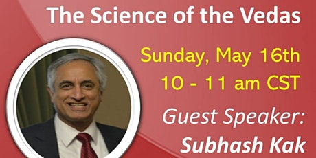 Special Event:The Science of the Vedas tickets
