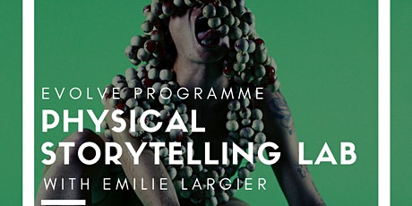 Physical Storytelling Lab with Emilie Largier tickets