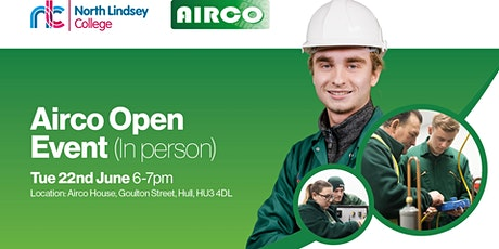 Airco Open Event - June tickets