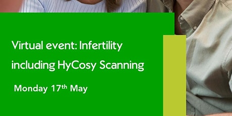 Virtual Event: Meet our experts on infertility tickets