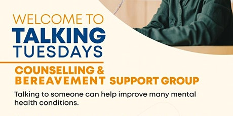 Counselling And Bereavement Support Group tickets