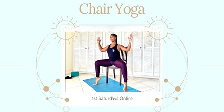 Chair Yoga Online FREE tickets