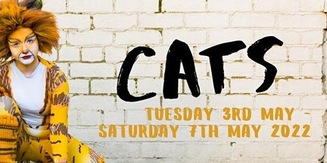 LMYT - CATS Sat 7th May 2022 EVENING - 7.30pm tickets