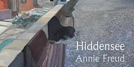 Hiddensee: Annie Freud in Conversation with Jacqueline Saphra tickets