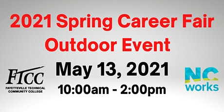 Spring Career Fair Outdoor Event tickets