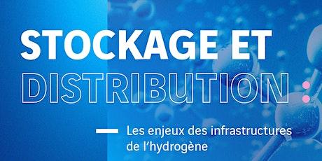 #STOCKAGE & #DISTRIBUTION #HYDROGENE :  les enjeux des infrastructures billets