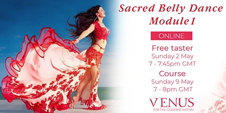 Sacred Belly Dance (4 week course) tickets