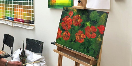 Acrylic painting workshop with Lorna Mackay tickets