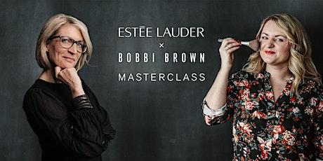 Bobbi Brown Masterclass: Morgenroutine für eine reife Haut tickets