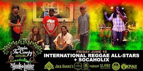 International Reggae All-Stars / Socaholix tickets