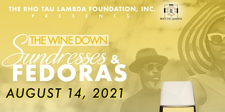 The Wine Down: Sundresses & Fedoras! tickets