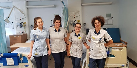 Healthcare Assistant Information Session - York and Scarborough Vacancies tickets