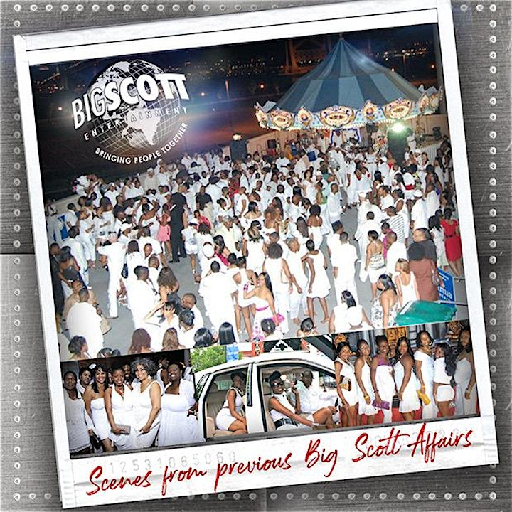 All White 13TH Annual Affair with Big Scott & Friends 2021 image