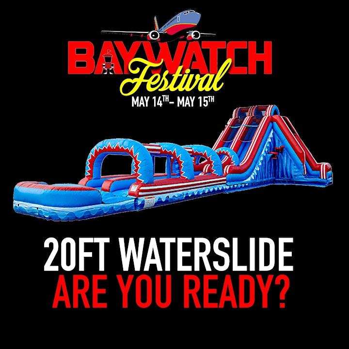#BayWatchFestival   2Nights 2Days   Biggest Spring Break Sequence! image
