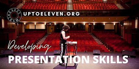 Presentation Skills Introductory Workshop tickets