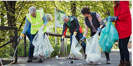 The Paddock Community Litter Picking Day tickets
